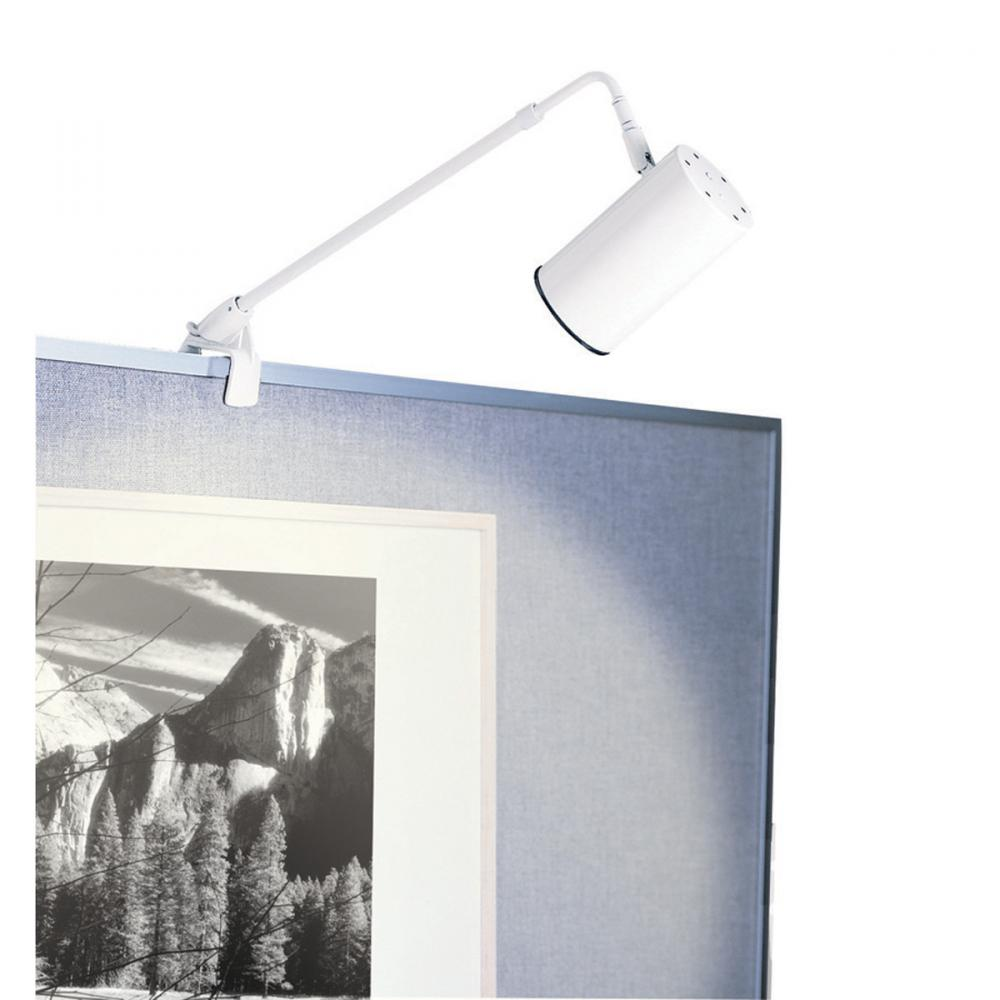 One Light White Picture Display Light