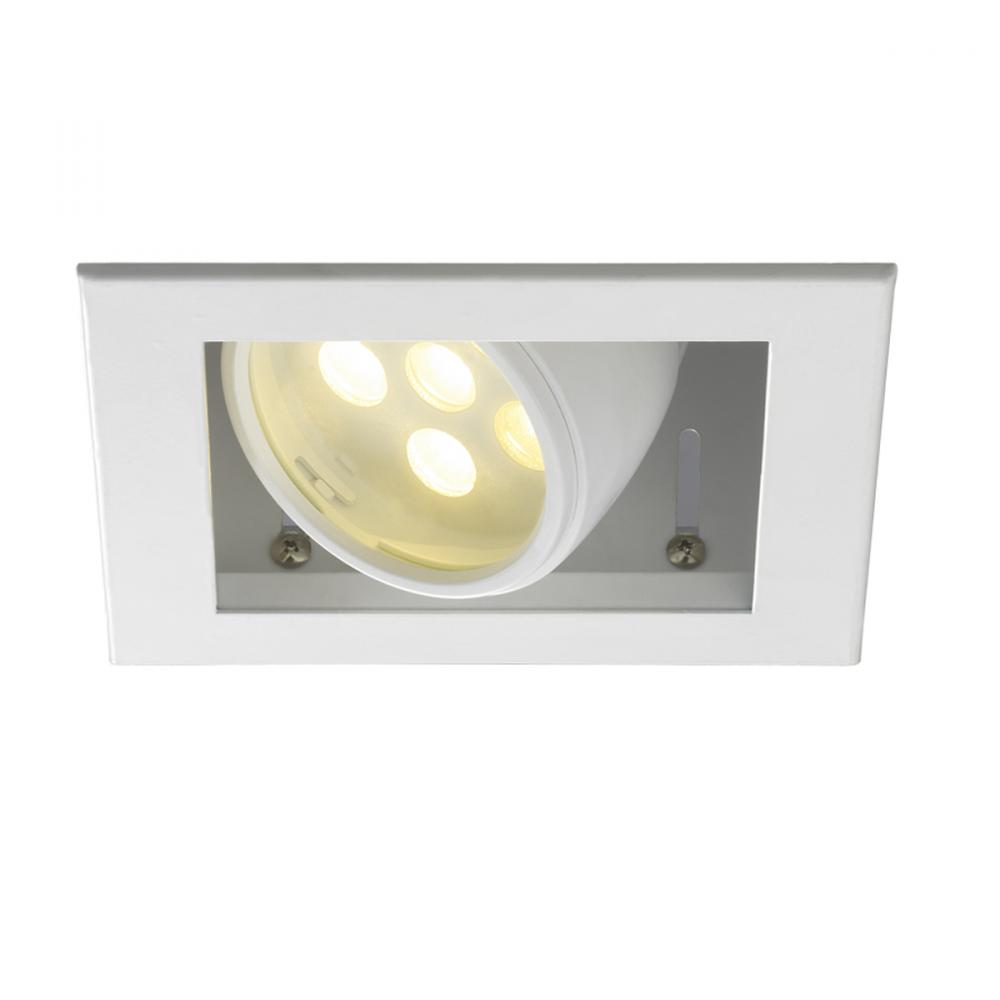 LED MULTIPLE SPOT 4IN TRIM 1 LIGHT