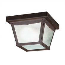 Kichler 365TZ - Outdoor Ceiling 1Lt