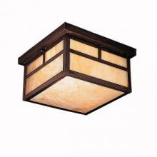 Kichler 9825CV - Outdoor Ceiling 2Lt