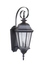 Craftmade Z2924-11 - 3 Light Midnight Outdoor Large Wall Mount