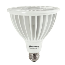 Bulbrite 772453 - 20W LED G5 PAR38 DIMMABLE 4000K WFL