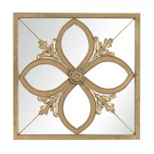 Sterling Industries 132-009 - Albern Four Leaf Clover Mirror