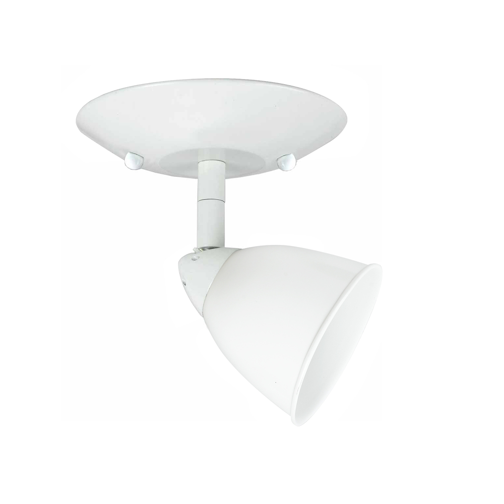 "5.25"" Inch Plug In Serpentine Fixture With Shade"