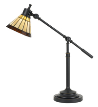 "CAL Lighting BO-2667DK - 25.5"" Height Metal Table Lamp In Dark Bronze"