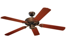Monte Carlo 5OR52RB - 52' Ornate Fan - Roman Bronze