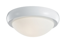Monte Carlo MC220WH - Large Disk Light Kit - White