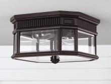 Feiss OL5413GBZ - 2- Light Ceiling Fixture