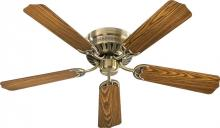 "Quorum 11525-4 - 52"" -Bl Custm Sers Fan-Ab"
