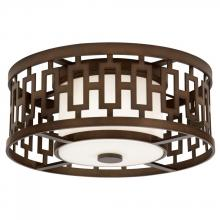 Fine Art Lamps 838682 - Outdoor Flush Mount
