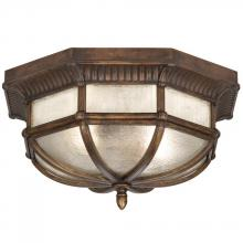 Fine Art Lamps 845282 - Outdoor Flush Mount